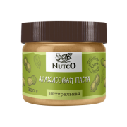 Арахисовая паста NUTCO натуральная - 300 гр.