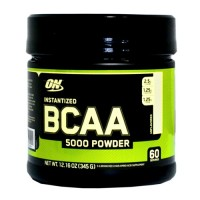 Optimum Nutrition BCAA 5000 Powder - 380 гр.