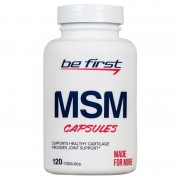 Be First MSM capsules - 120 капс.