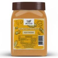 Арахисовая паста NUTCO хрустящая - 990 гр.