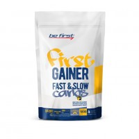 Be First Gainer Fast & Slow Carbs - 1 кг.