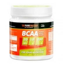 Аминокислоты PureProtein BCAA - 200 гр.