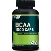 Optimum Nutrition BCAA 1000 - 200 капс.