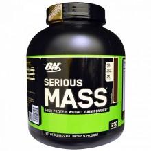 Гейнер Optimum Nutrition Serious Mass - 2,72 кг.