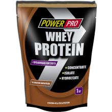 Power Pro WHEY Protein - 1 кг.