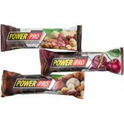 Power Pro протеиновый батончик 36% с цельными орехами и фруктами - 60 гр.