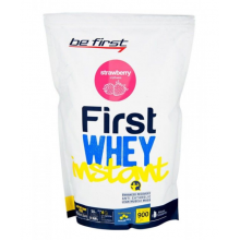 Be First Whey instant - 900 гр.