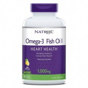 NATROL Omega 3 Fish Oil 1000mg - 90 капс.