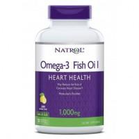 NATROL Omega 3 Fish Oil 1000mg - 90 капс.
