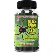 Cloma Pharma Black Spider - 100 капс.
