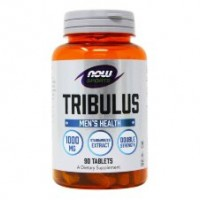 NOW Tribulus 1000 mg - 90 таб.