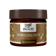 Арахисовая паста NUTCO шоколадная - 300 гр.