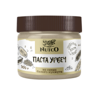 Паста урбеч NUTCO из семян белого кунжута - 300 гр.