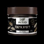 Паста урбеч NUTCO из семян чёрного кунжута - 300 гр.