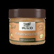 Миндальная паста NUTCO натуральная - 300 гр.