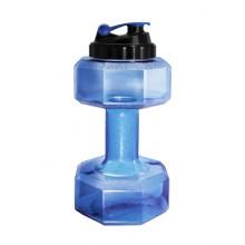 """Бутылка для воды Be First """"Гантель"""" 2,2 л. (SN6010)"""