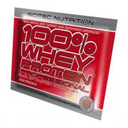Scitec Nutrition 100% Whey Protein - 1 порц.