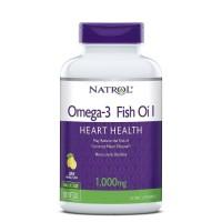 NATROL Omega 3 Fish Oil 1000mg - 150 капс.