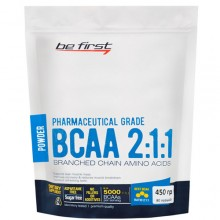 Be First BCAA 2:1:1 Classic Powder - 450 гр.