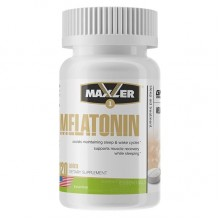 MAXLER Melatonin 3 мг. - 120 таб.