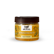 Арахисовая паста NUTCO хрустящая - 300 гр.