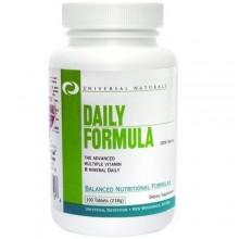 Витамины Universal DAILY FORMULA - 100 таб.