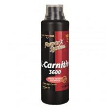 Power System L-carnitin Liquid 3600 - 500 мл.