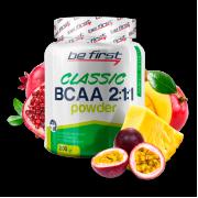 Be First BCAA 2:1:1 Classic Powder - 200 гр.