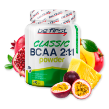 Be First BCAA 2:1:1 Classic Powder - 200 гр.