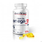 Be First Omega-3 + Vitamin E - 90 капс.