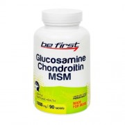 Be First Glucosamine Chondroitin MSM - 90 таб.