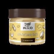 Арахисовая паста NUTCO с кокосом- 300 гр.