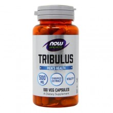NOW Tribulus 500 mg Extract 45% - 100 капс.