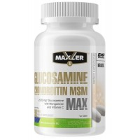 MAXLER Glucosamine Chondrotin MSM EU - 90 таб.