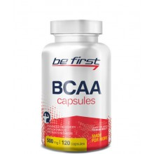 Be First BCAA Capsules - 120 капс.